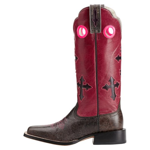 Grey Women's Ariat Chrcl Women's Ariat Ranchero Ranchero HqqzwO4