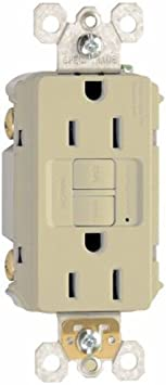 15 AMP GFCI IVORY LEGRAND PASS AND SEYMOUR 20 PACK
