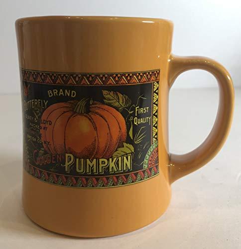 Starbucks White Pumpkin Coffee Mug ( Halloween, Colors