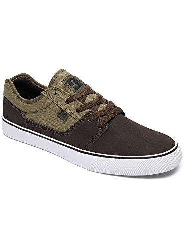 Dc Tonik Marron M Homme Millitary Shoes Mil Chaussure Taille rr7qBv