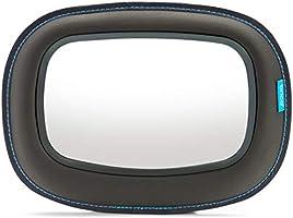 Brica Espejo de Carro Bebé a la Vista para Seguridad en el Auto