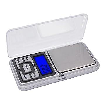 Joyería Dongjinrui escala precio fábrica nueva 500g/0,01 G Mini Digital electrónica Joyería Balanza Báscula/G/Oz Ozt/Dwt(Tl)/CT/Gn 15% Off,China: Amazon.es: ...