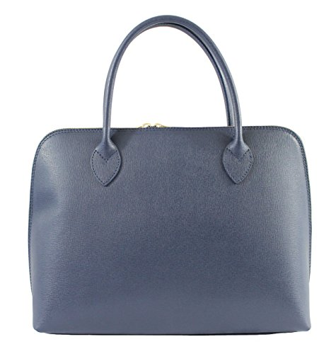 A Donna Mano My Oh Bag Borsa Blu WxwRq0vv61