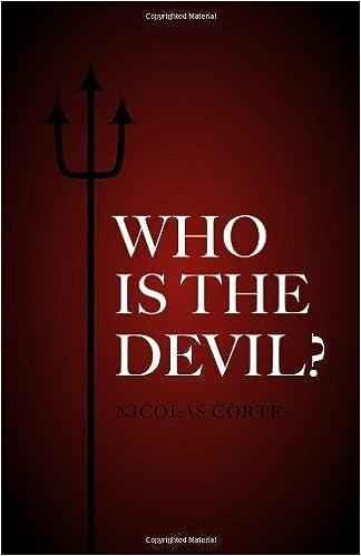 Book Who Is the Devil? by Nicolas Corte (2013-02-20)