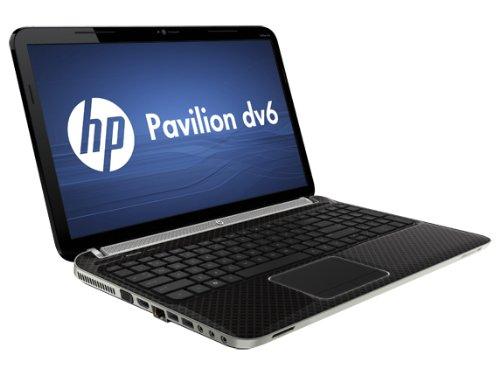 HP Pavilion dv6-6c02ss Negro Portátil 39,6 cm (15.6