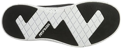 Supra Scissor Skate Schuh Schwarz - Weiß Speckle