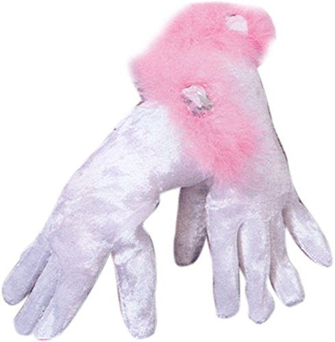 Barbie Velvet Gloves Costume Accessories by Barbie - Barbie Gloves