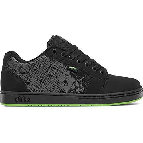 buy cheap 100% original low shipping Etnies Metal Mulisha Barge XL Sneakers Black-Green Black/lime vazIIru