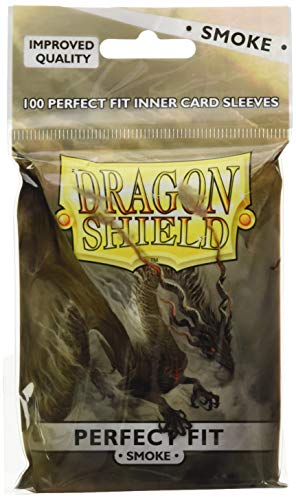 Dragon Shield AT-13023 Card Case, Smoke, One Size