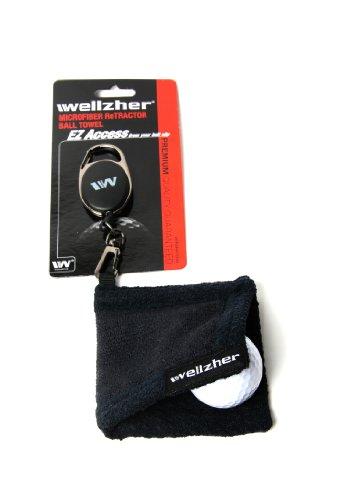 wellzher-premium-microfiber-retractable-golf-ball-towel