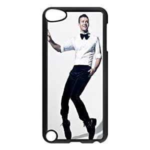 iPod Touch 5 Case Black Justin Timberlake LSO7955557