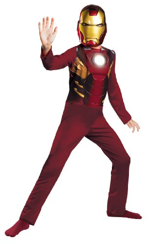 Iron Man Mark 7 Avengers Basic Child Costume