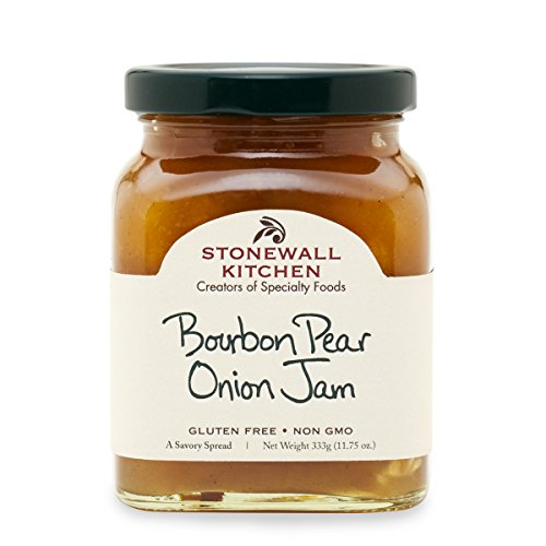 STONEWALL KITCHENS Bourbon Pear Onion Jam, 333 GR ()