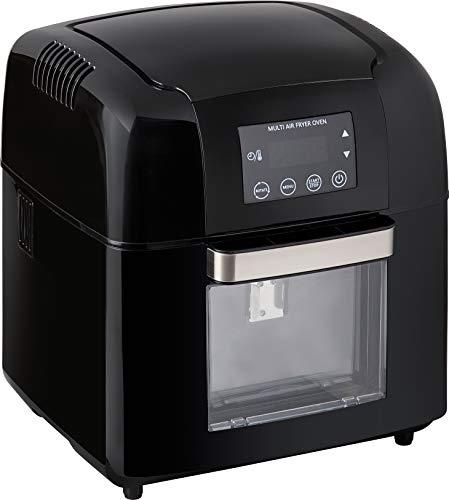 Air Fryer Oven, 10 Quart, Electric Oil-less Deep Frying Cooker, Non Stick, Dishwasher Safe, Digital Display, Preheat…