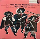 dumas: the three musketeers LP