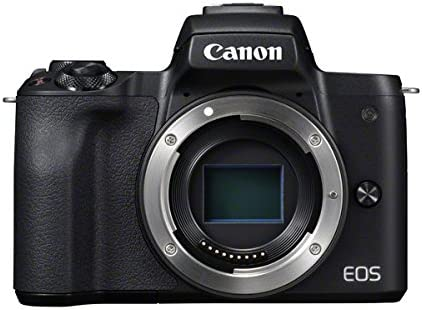 Canon EOS M50 Compact Camera Black