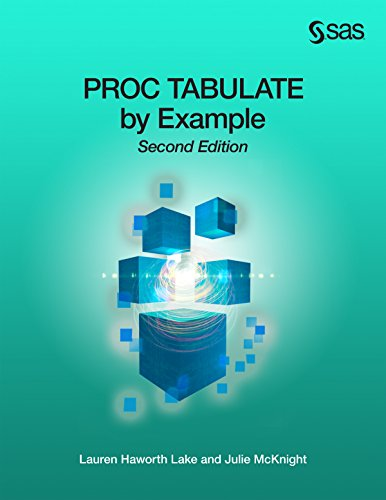 Download PROC TABULATE by Example, Second Edition Pdf