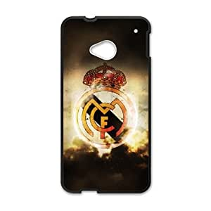Real Madrid HTC One M7 Cell Phone Case Black MSY163923AEW