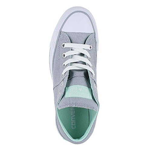 Converse Women's Chuck Taylor All Star Madison Low-Top Sneakers Grey Mint latest collections for sale FyTpuqcIy