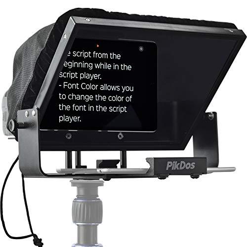 Portable Adjustable Ipad Teleprompter