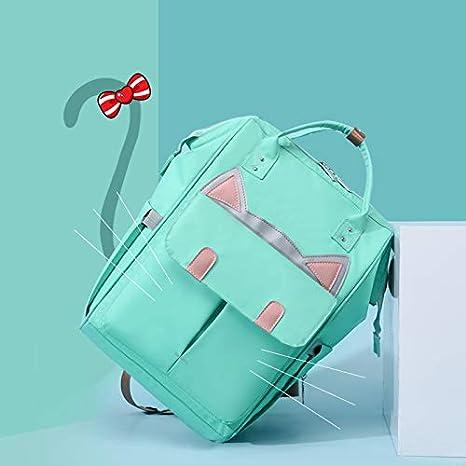 gran capacidad impermeable y con estilo ASAP CHIC Mochila para bolsas de pa/ñales//Mochila de viaje multifuncional Bolsas de cambio de pa/ñales para beb/és