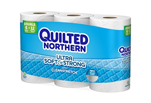 Quilted Northern Ultra Soft And Strong Bath Tissue 12 Count