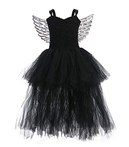 Halloween Party Tutu Dress Costumes for Girls