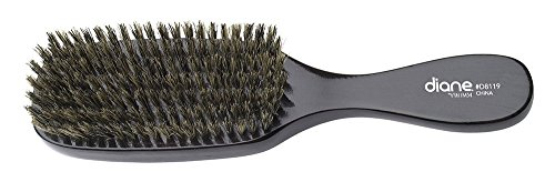 DIANE Imported Pure Bristle Professional Hair Brush 8119