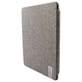 Otterbox SYMMETRY SERIES FOLIO Case for iPad Air 2 - Retail Packaging - GLACIER (WHITE/GREY)