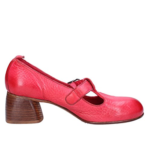 Mary Rouge Femme 37 Cuir Janes EU MOMA FqZx0X0