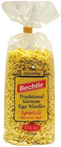 Bechtle Egg Noodles Spaetzle 17.6 OZ (Pack of 2)