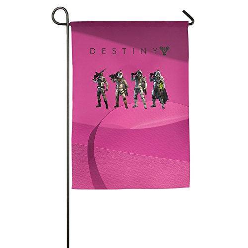 [Destiny Hunter Level 1 6 14 20 Garden Flag] (Custom Costumes Makers Los Angeles)