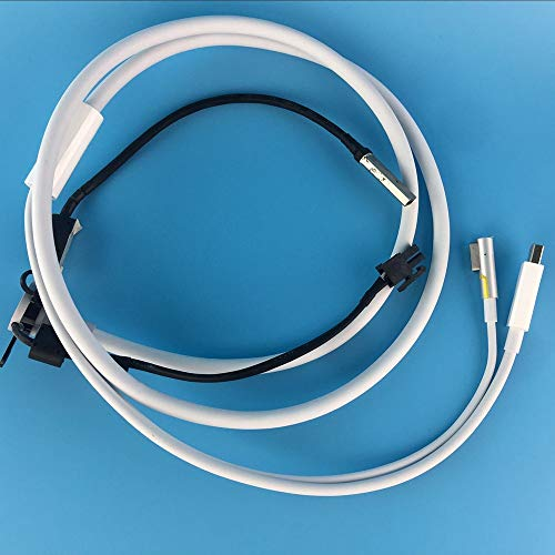 """Connectors All-in-One Thunderbolt Cable for Apple Cinema Display 27"""" A1407 Mid 2011 (MC914LL/A) - (Cable Length: About 1.5mts)"""