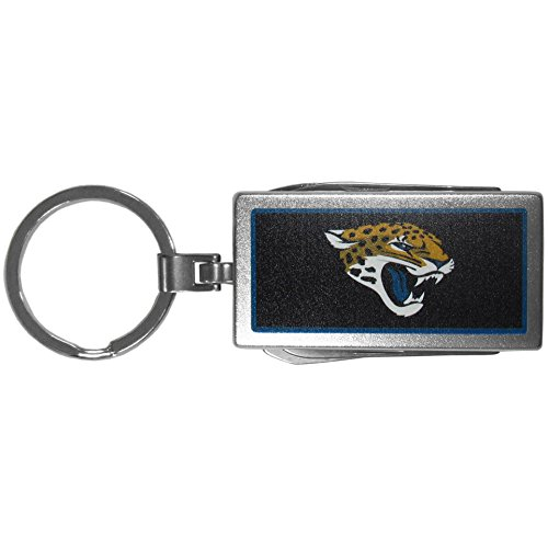 Siskiyou Sports NFL Jacksonville Jaguars Multi-Tool Key ()