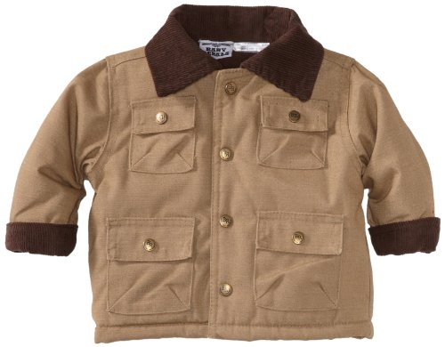 Little Rebels Baby-boys Newborn Barn Jacket
