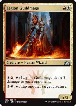 (Magic: the Gathering - Legion Guildmage (187/259) - Guilds of Ravnica - Foil)