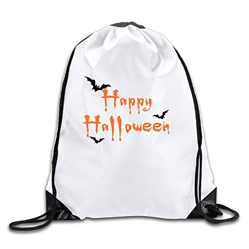 Logon 8 Halloween7 Cool Drawstring Bags One (Party City San Diego Halloween Costumes)