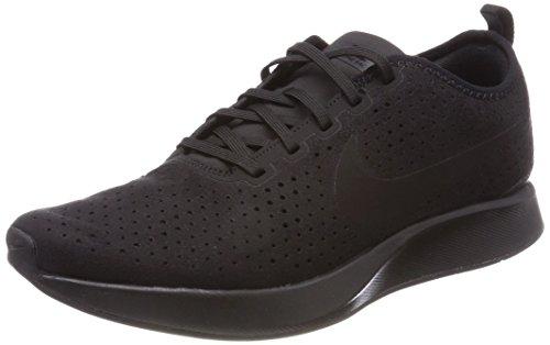 Nike Dualtone Racer Prm, Scarpe Running Uomo Nero (Black/Black-black 004)