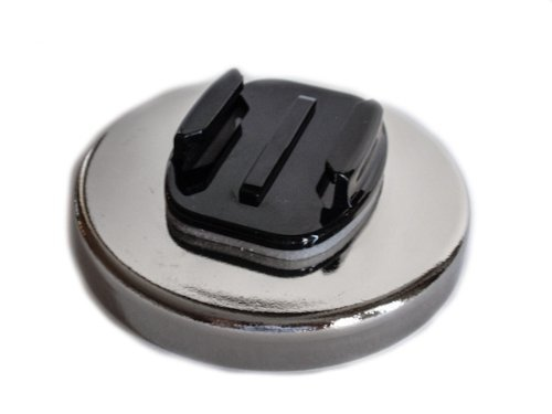 Accessory Magnetic compatible GoPro cameras