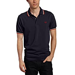 Fred Perry Men's Twin-Tipped Polo Shirt