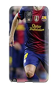 Excellent Design Andres Iniesta Case Cover For Galaxy Note 3 2076612K45107979