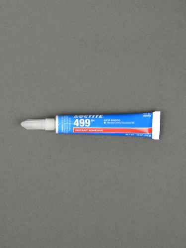 Loctite 49945 499 Super Bonder Thermal Cycling-Resistant Gel Adhesive, 0.70 oz Tube