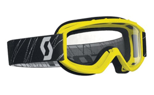 Scott Sports 89Si Youth Goggles, (Yellow)