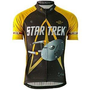 Brainstorm Gear 2015 Men's Star Trek Command Cycling Jers...