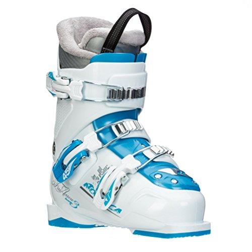 Nordica Fire Arrow Team Junior Ski Boot - White ()