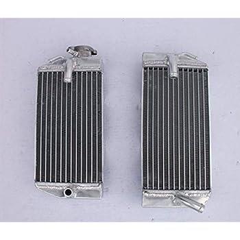 Aluminum Radiator /& Silicone Hose for Honda CR250R CR250 CR 250 R 2002-2004 2003