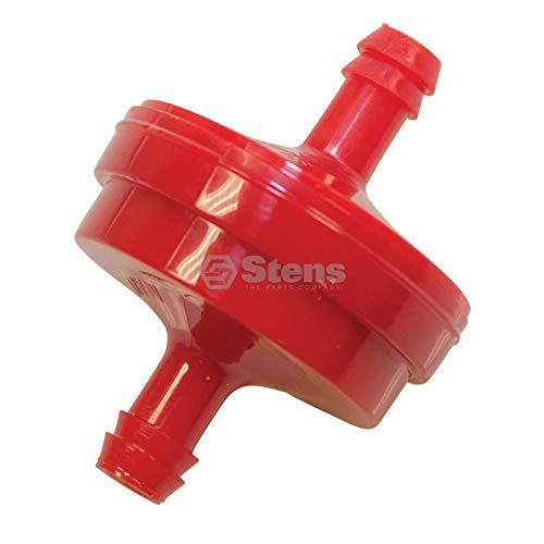 Stens 120-188 Fuel Filter Replacement Compatible with Briggs & Stratton 298090S John Deere LG298090S Toro 56-6360 Scag 48057-02 Briggs & Stratton 4105 John Deere AM107314