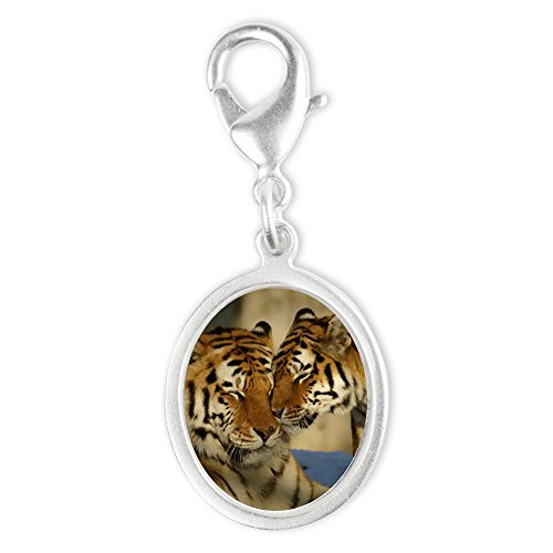 silver-oval-charm-nuzzling-tiger-love