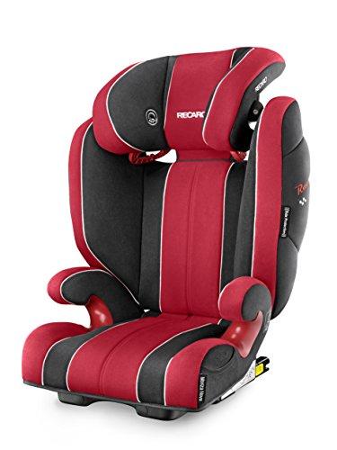 Recaro 6151.21414.66 Monza Nova 2 Seatfix, Kindersitz für Gruppe II-III, 54 x 45 x 67-85 cm