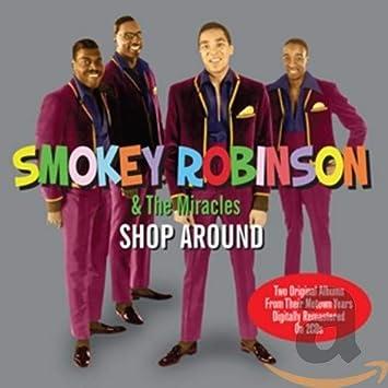Amazon   Shop Around   Smokey Robinson & The Miracles   R&B   ミュージック